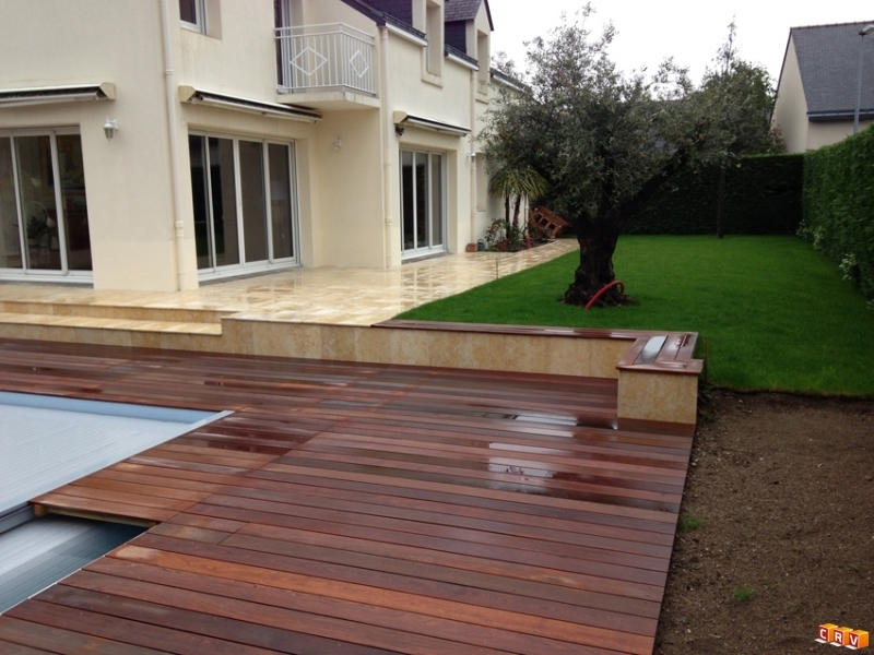 Amenagement Terrasse Piscine Extrieure Amenagement